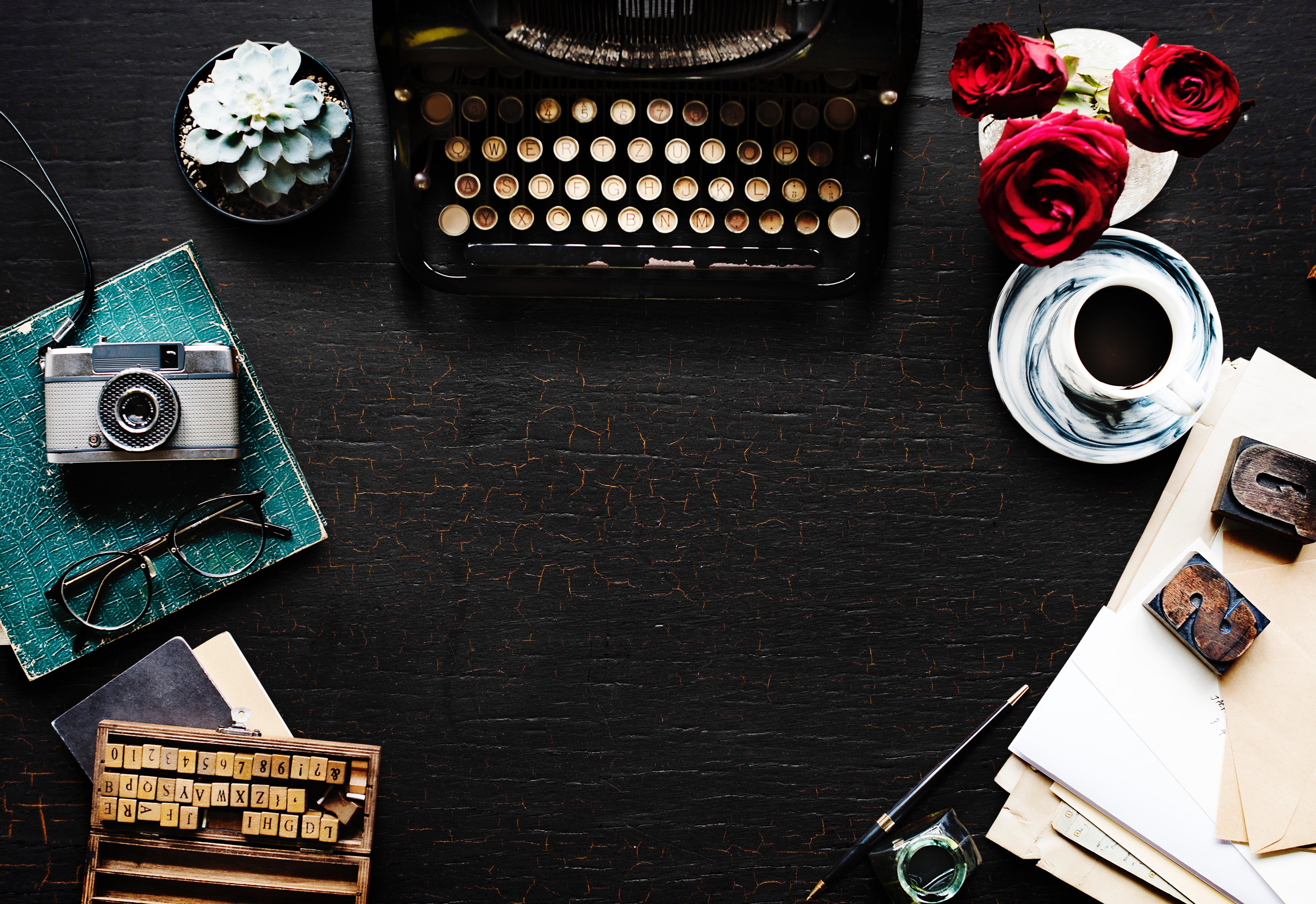 typwriter - rawpixel